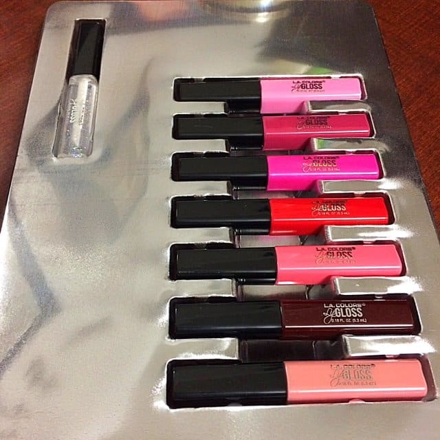 L.A. Colors Lip Lust Gloss