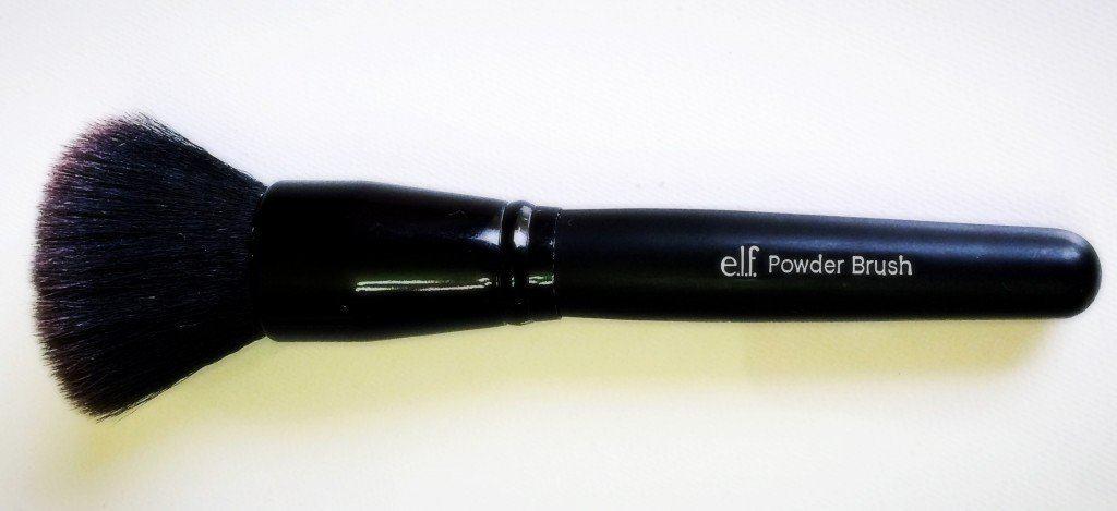 elf powder brush