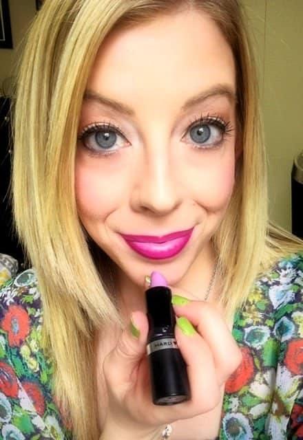 DIY Pink Ombre Lip Tutorial (7)