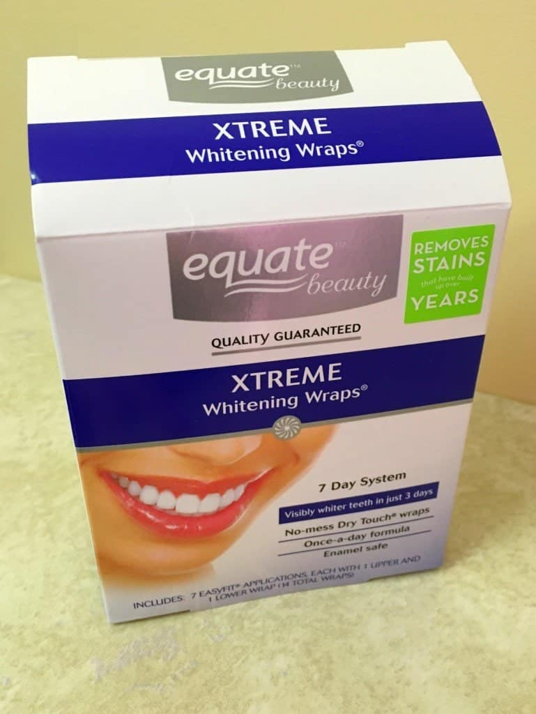 Equate Whitening Strips