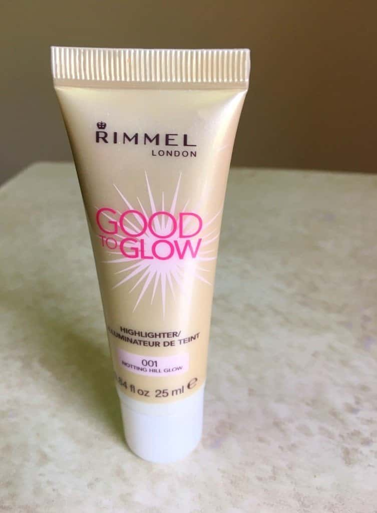Rimmel Good to Glow (1)