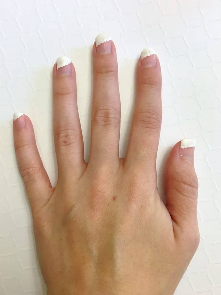 Scalloped Nail Tutorial (11)