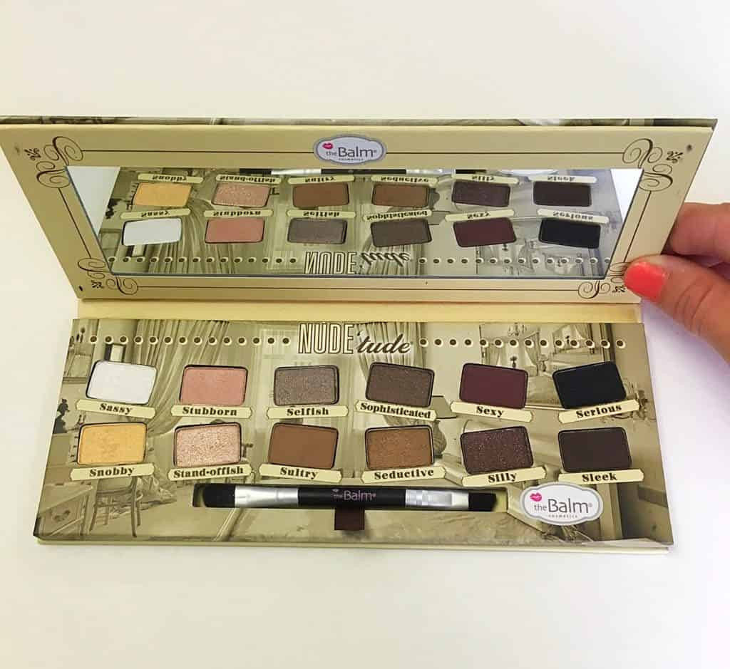 The Balm Cosmetics Nude Tude Palette (7)