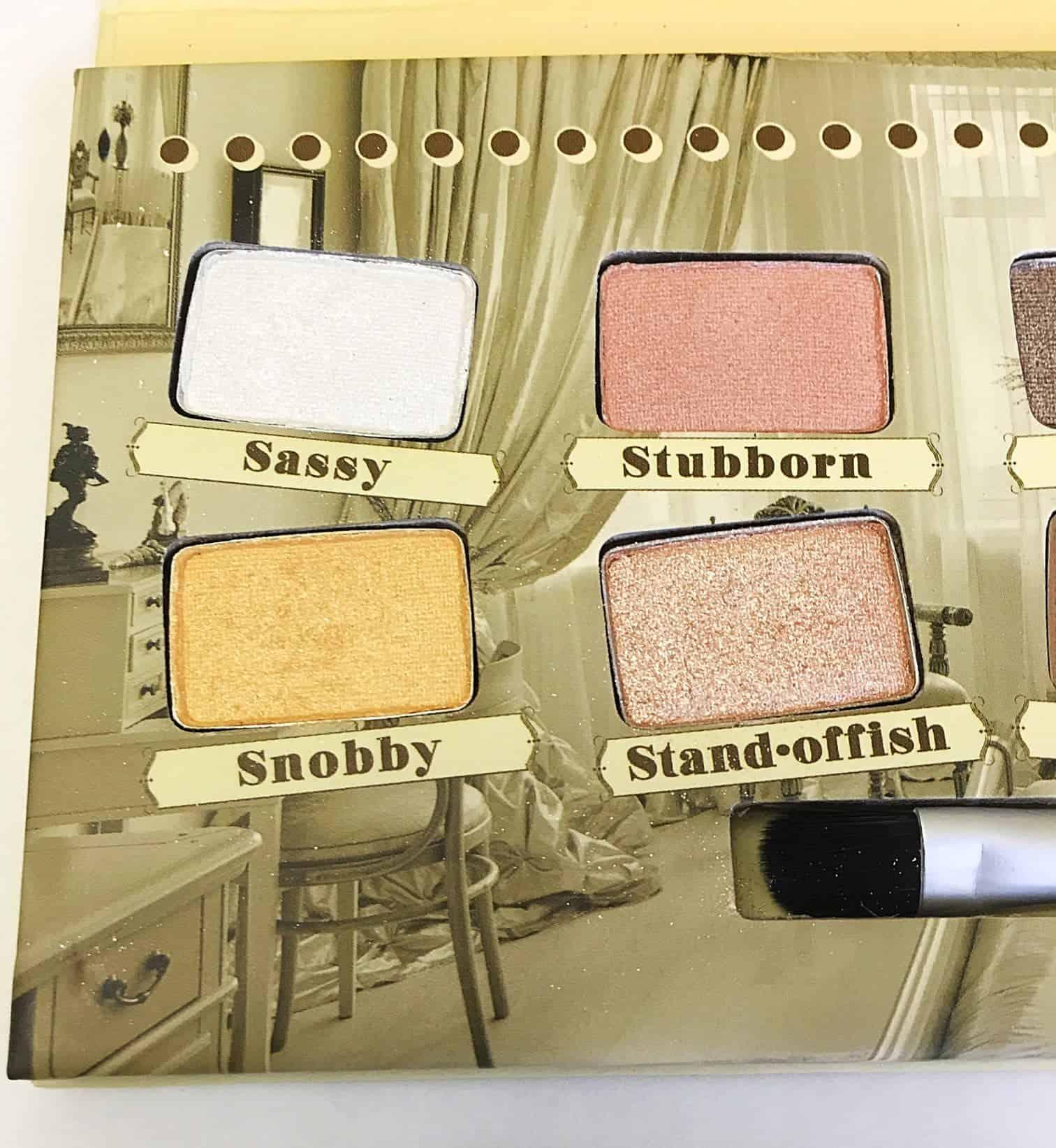 Natalias Makeup Corner   UK Beauty Blog: theBalm Nude