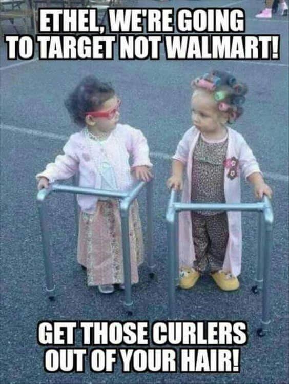 walmart vs target funny