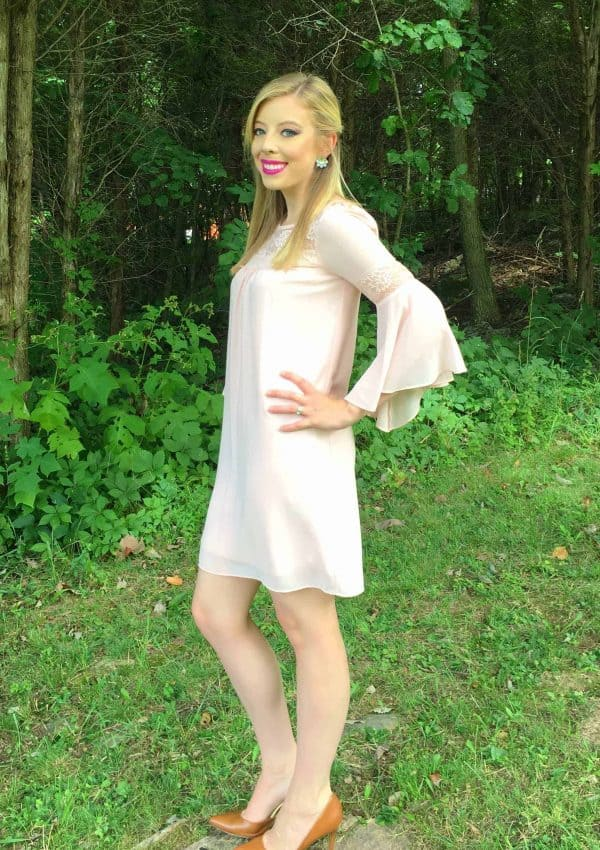 Pretty in Pink- Trend Spin Linkup