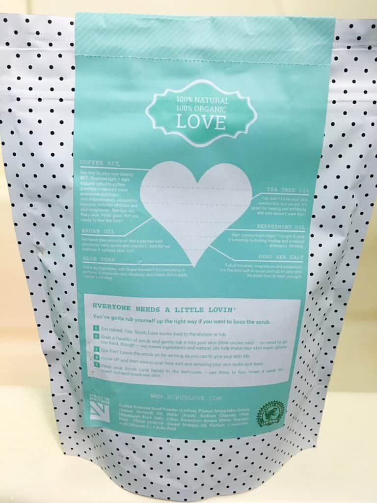 Mint Temptation Scrub Love Body Scrub Review