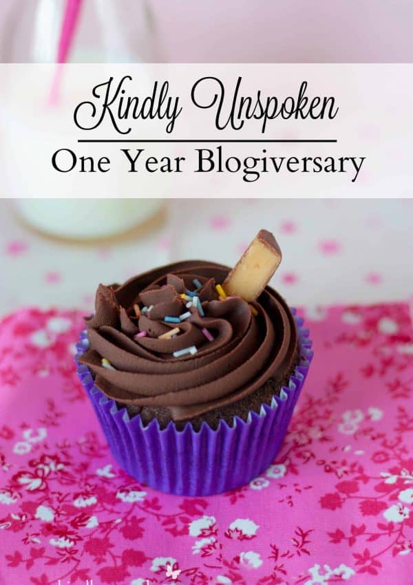 One Year Blogiversary- Lessons Learned