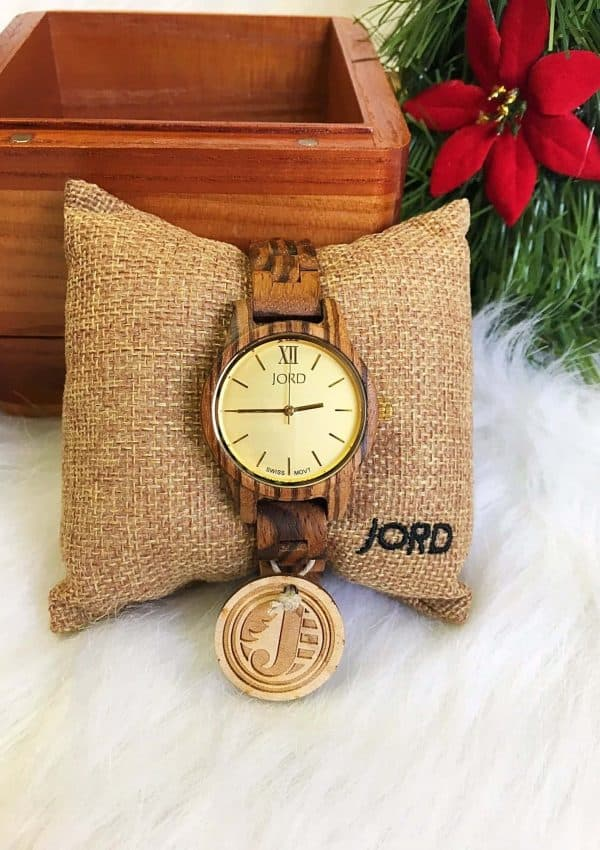 Designer JORD Wood Watch Review
