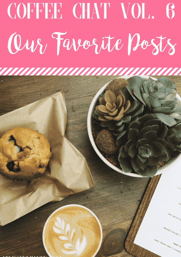 Coffee Chat Vol. 6- Our Favorite Posts of 2016