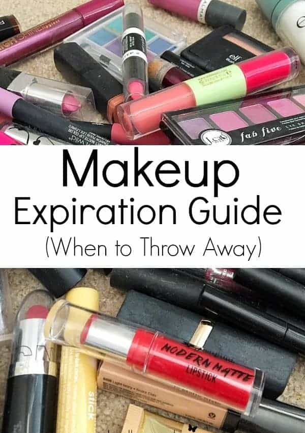 Expiration Guide for Beauty Products- When To Toss