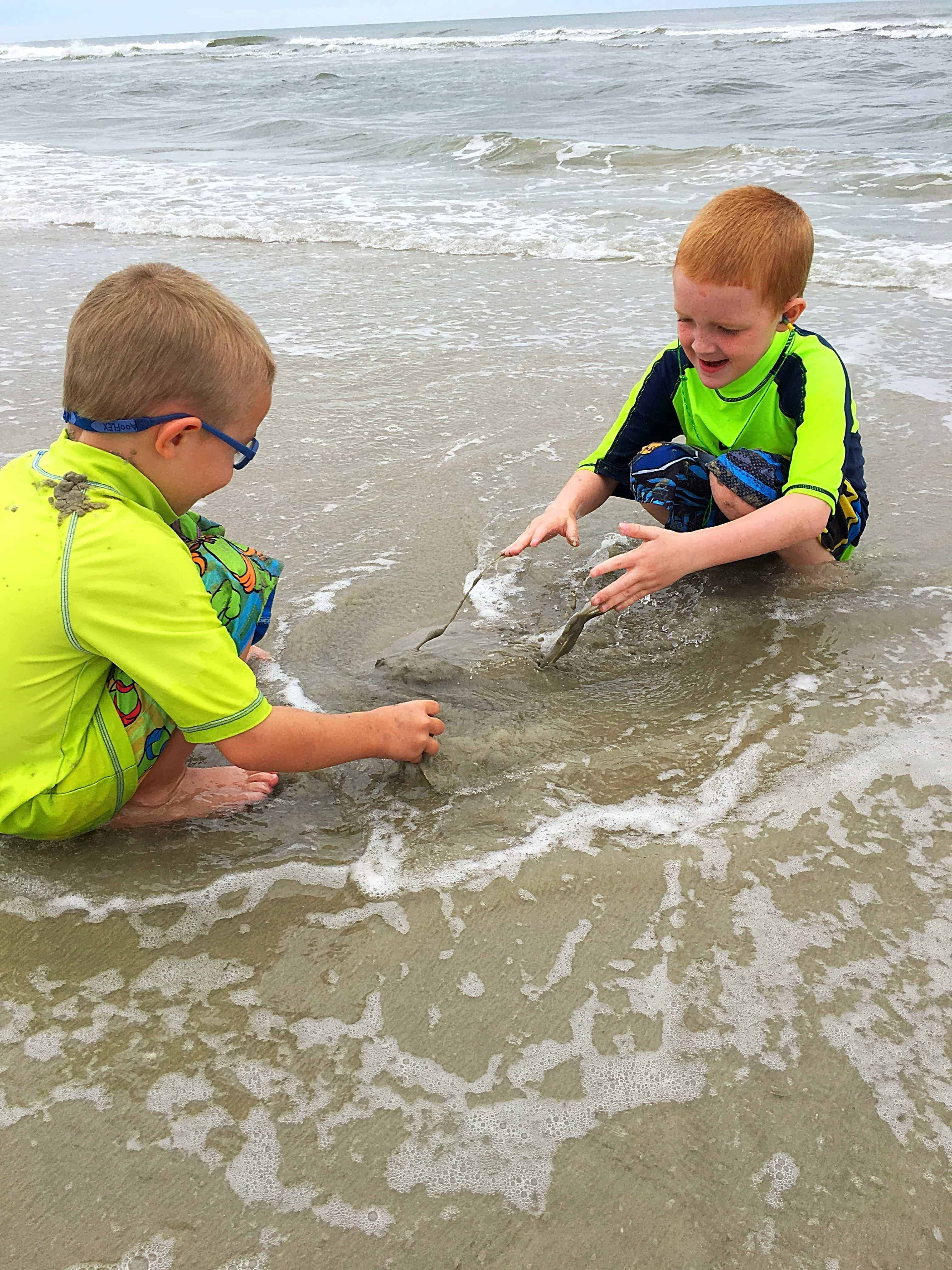 If you're looking for the best beach vacation area in The Outer Banks, North Carolina for families, look no further! Today I'm sharing a full recap of our Outer Banks family vacation with photos and recommendations on must-see spots, kid-friendly things to do, and the best places to eat!