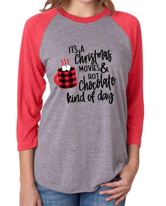 10 Adorable & Festive Christmas T-Shirts Under $25