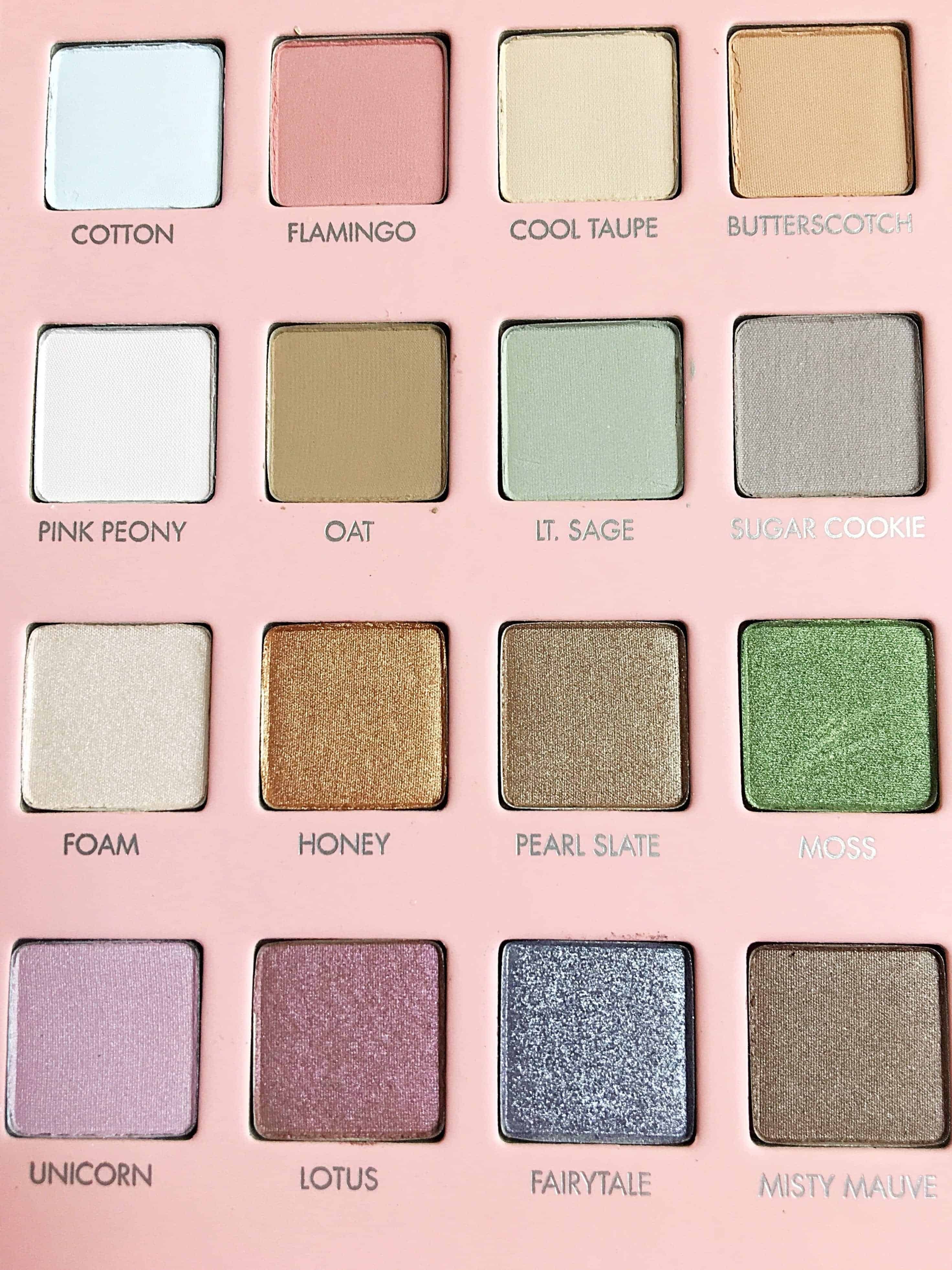 Lorac Mega Pro 4 Palette - Review + Swatches