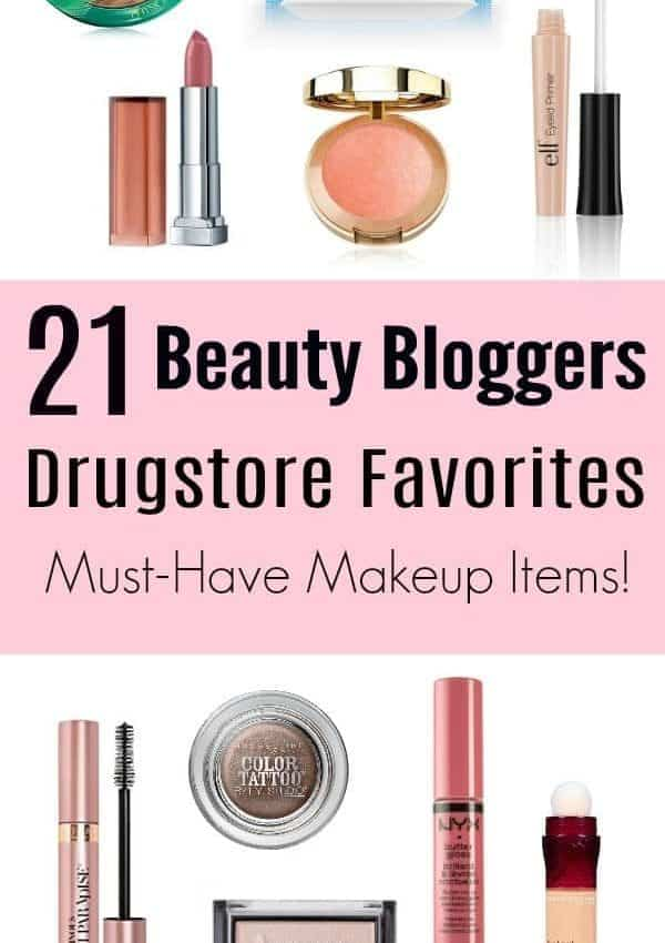 The Best Drugstore Makeup Must Haves of All Time