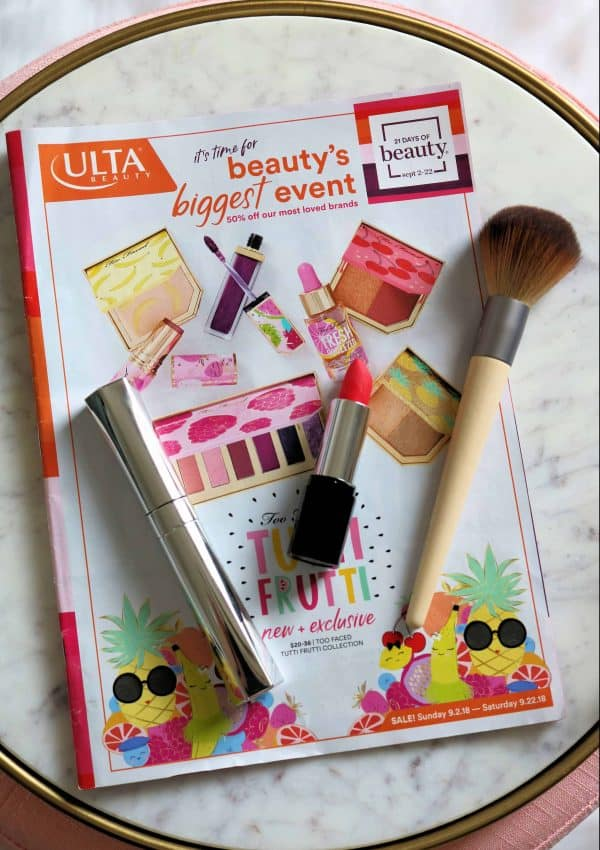 Best Ulta 21 Days of Beauty Deals Fall 2018