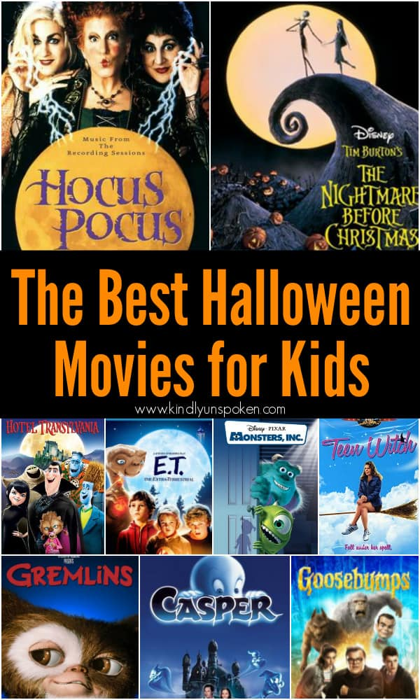 Best Halloween Movies For Kids Families Not Scary Kindly Unspoken