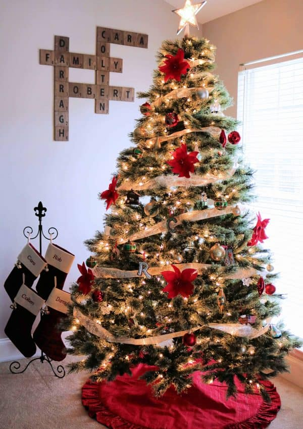 Personalized Christmas Decorating Ideas