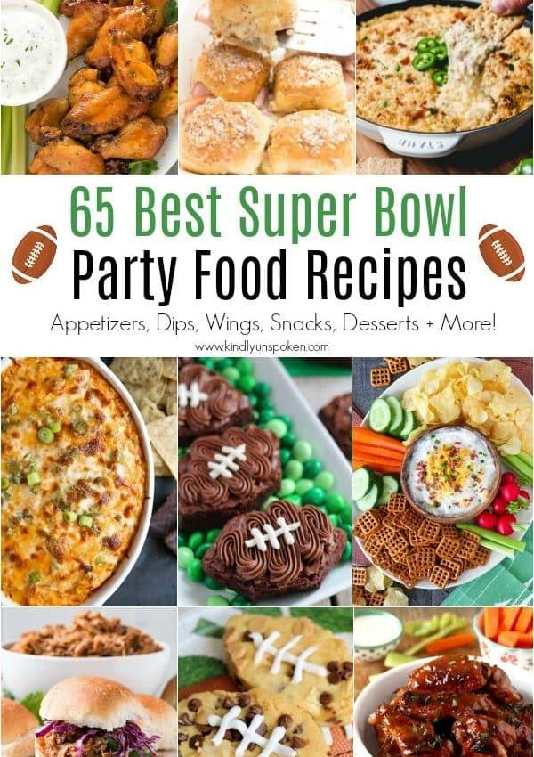 65 Best Super Bowl Party Food Recipes