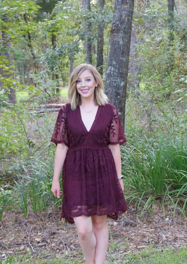 Cute Summer to Fall Dresses with Bella Ella Boutique