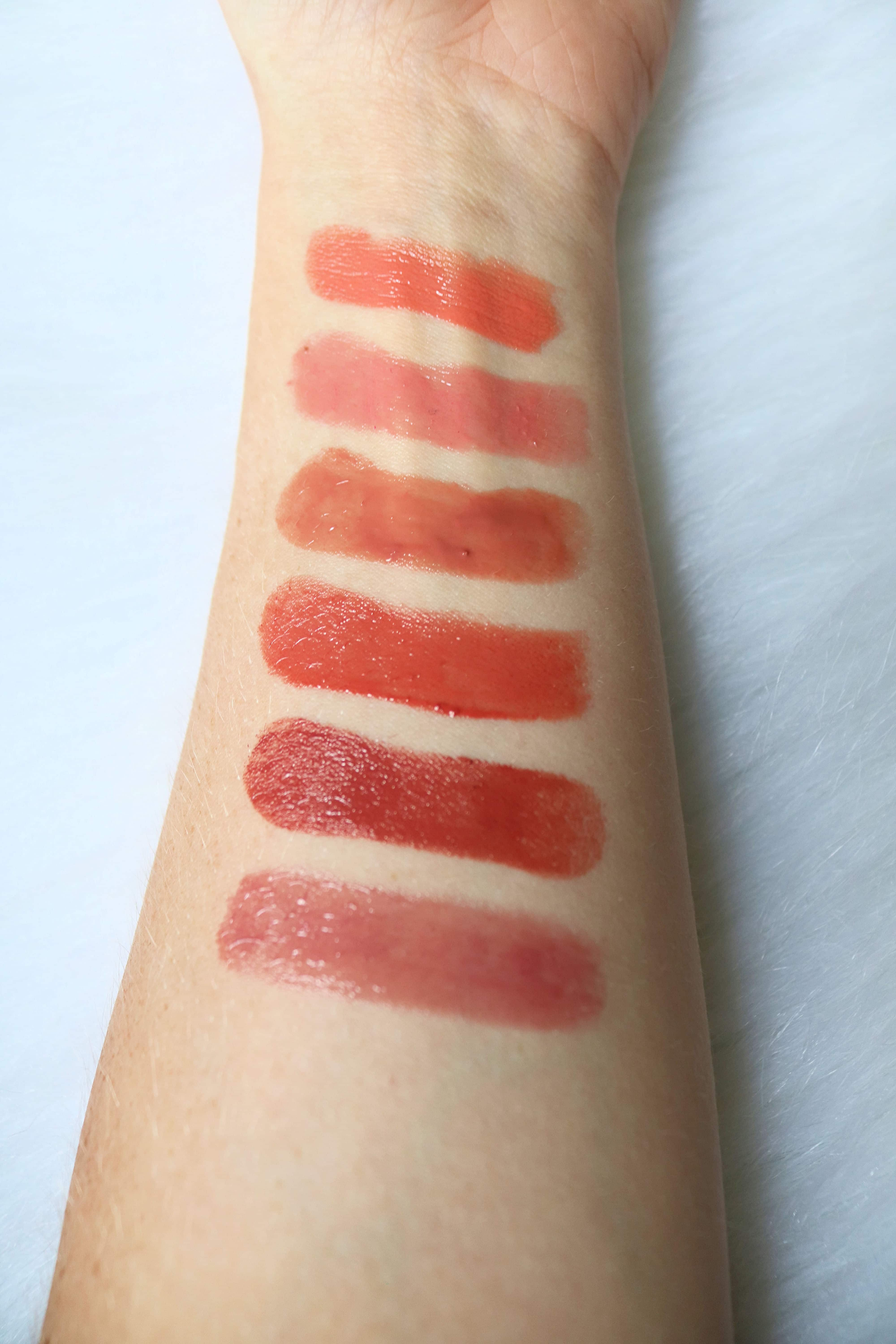 Check out my review and swatches of the Physicians Formula Butter Lip Creams. They're an affordable, soft butter lip balm with SPF 15 and 12 gorgeous shades! #physiciansformula #lipcreams #lipstick #drugstoremakeup