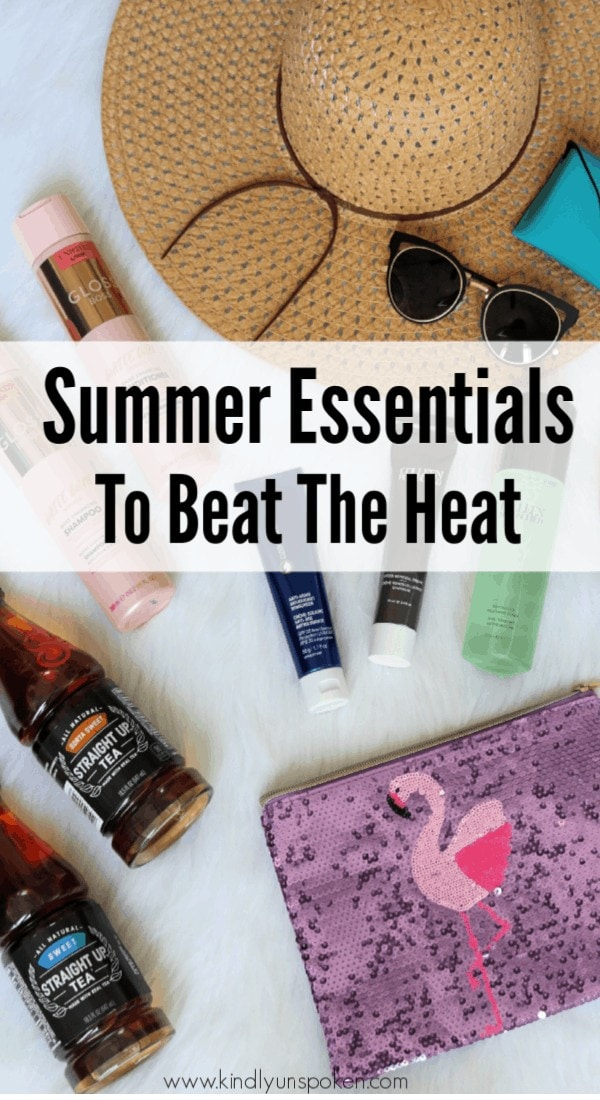 Look and feel your best this summer with these amazing summer essentials from Babbleboxx! You'll love these summer skincare products and beauty must-haves! #ad #babbleboxx #HeatIsOnBBxx #summeressentials