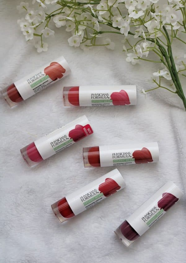 Physicians Formula Organic Wear Lipstick Review