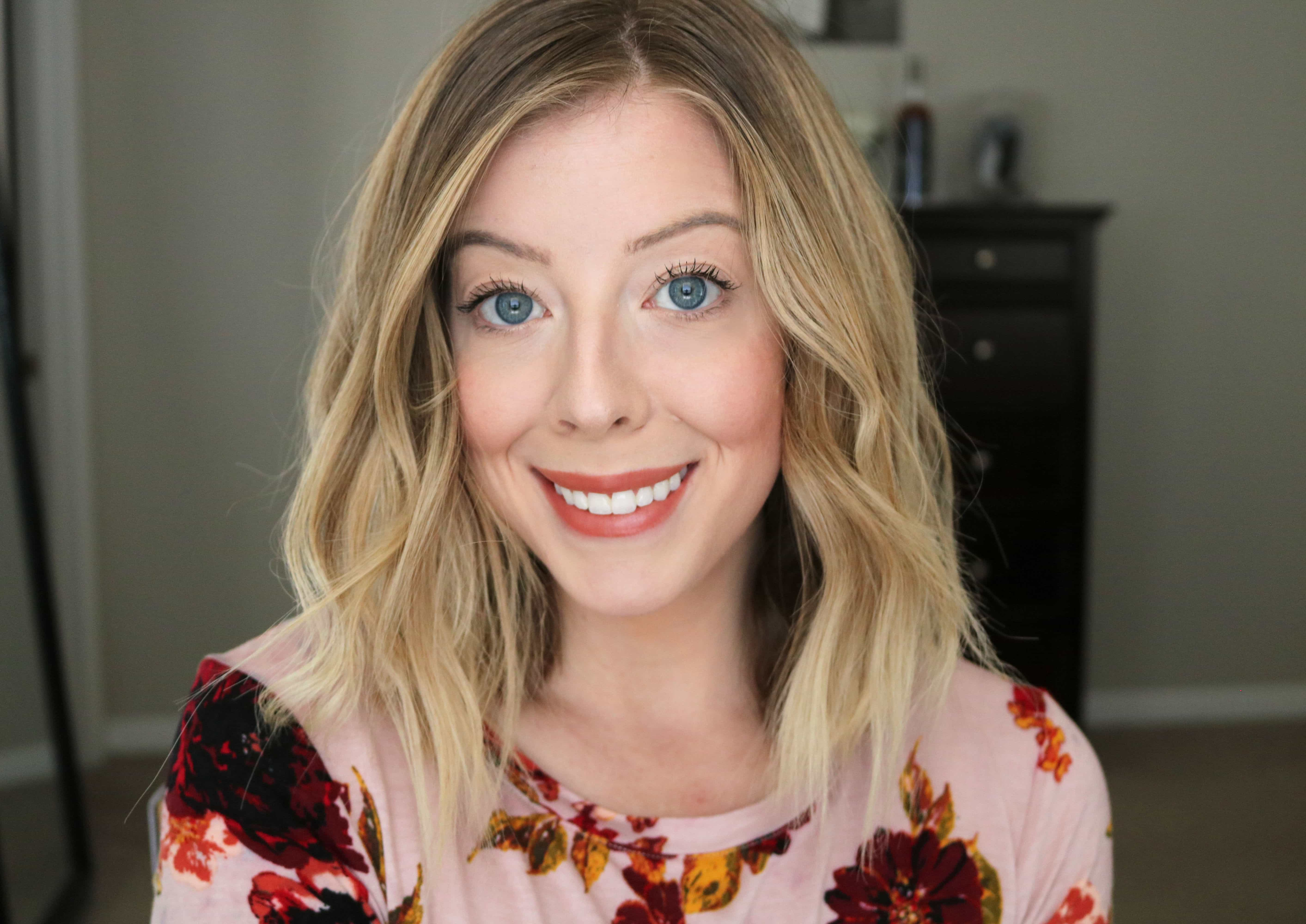 Create this pretty, natural makeup look using products from the new Physicians Formula Organic Wear Makeup Collection. Check out my full drugstore makeup review plus products used in the post! #ad #physiciansformula #organicwear #walmartbeauty #drugstoremakeup