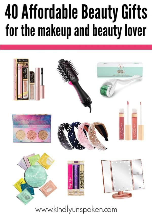 40 Affordable Holiday Beauty Gift Sets to Buy This Year