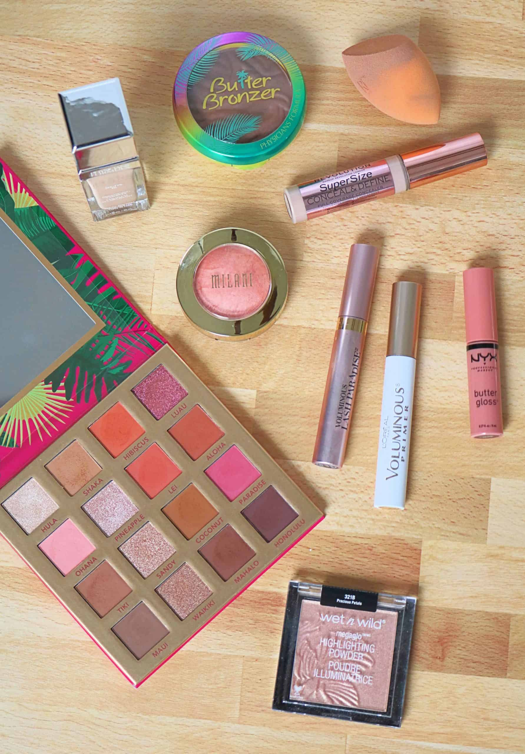 Looking for the best drugstore makeup products of all time? Check out my list of 25 drugstore makeup must-haves with the best quality drugstore makeup you can find on a budget. #drugstoremakeup #makeup #affordablemakeup #makeupmusthaves
