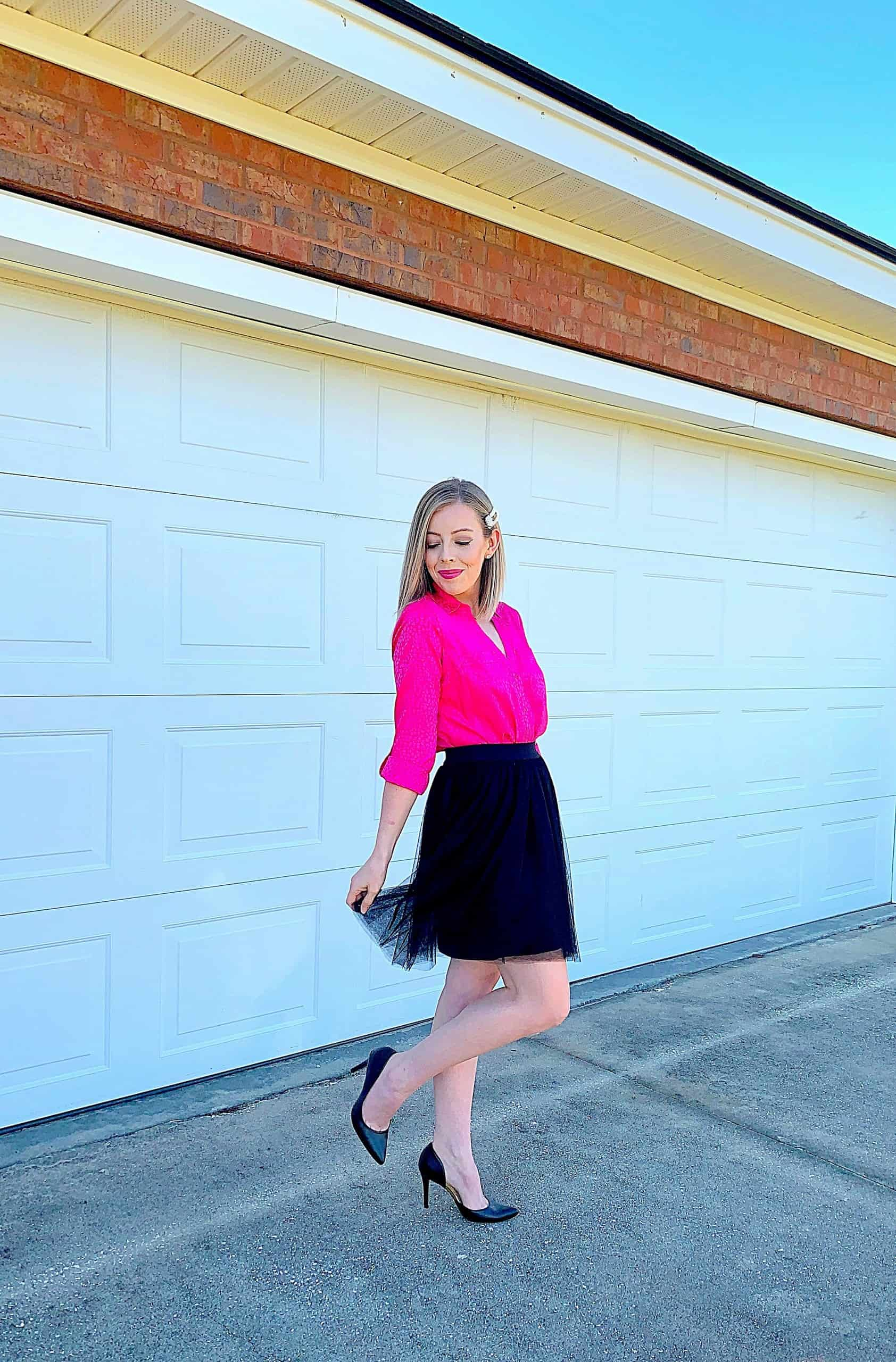 How to Create a Cute Day to Night Outfit - Learn how to transition a casual day outfit or work outfit and turn it into a classy and chic date night outfit using my 4 easy tips! Day to night outfits are perfect for busy weekdays, weekends, traveling, and vacation.