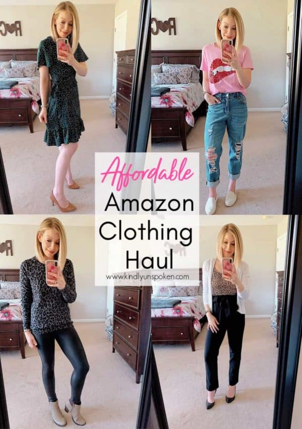 Affordable Amazon Fashion Haul – Favorites & Fails