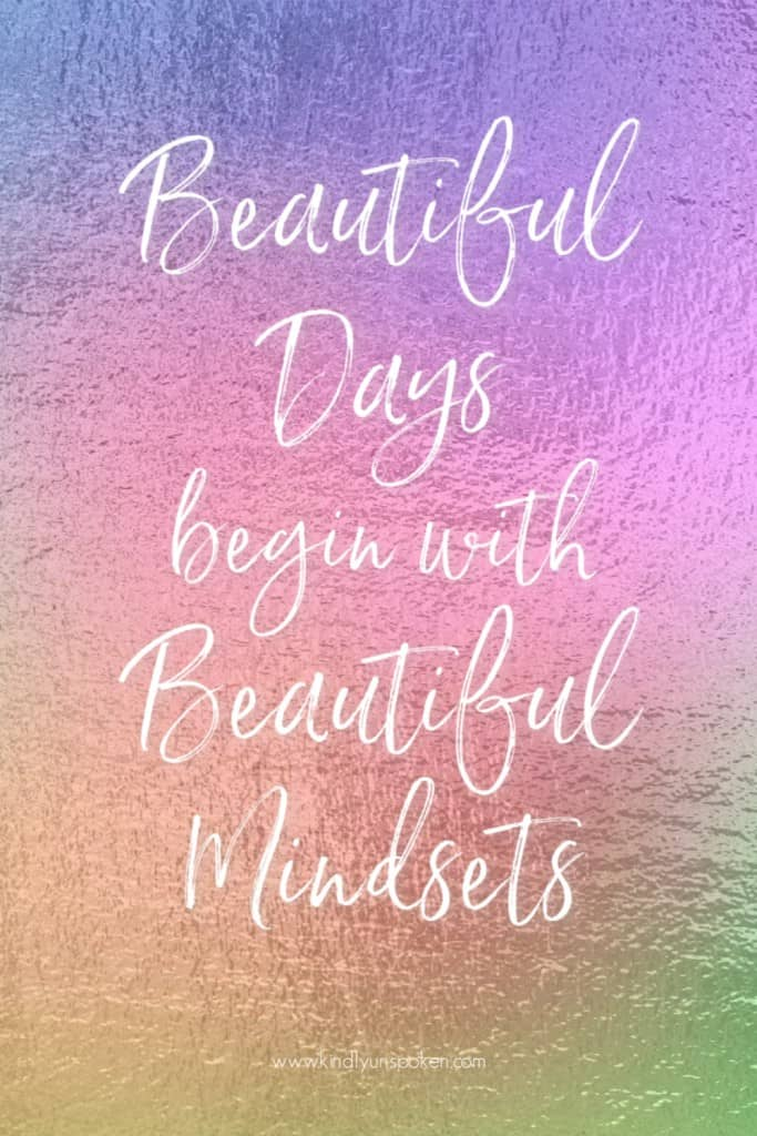 """Beautiful Days Begin with Beautiful Mindsets"" - Check out my 12 Gorgeous and Girly Free Printable Quotes with Inspirational Quotes for Hard Times. These motivational quotes will provide words of encouragement and inspiration to stay positive even when things are tough. Print and frame these free 8x10 printables for your home, office, or wallpaper. #inspirationalquotes #motivationalquotes #printables #printablequotes"