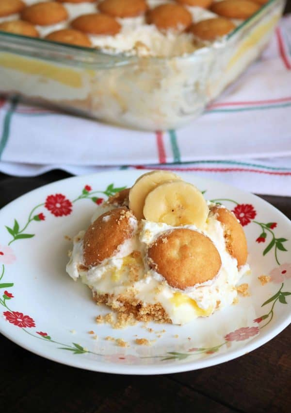 Dreamy Layered Banana Pudding Dessert (So Easy!)