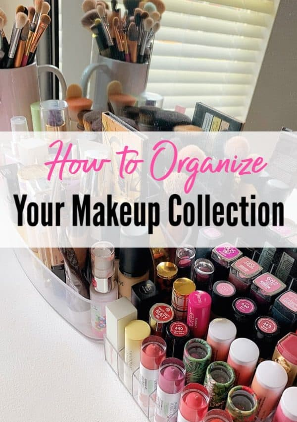 How to Organize Makeup (Best Makeup Storage Ideas)