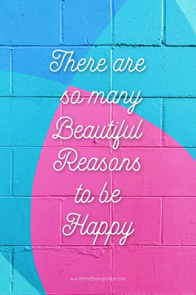 """There are so many beautiful reasons to be happy."" - Check out my 12 Gorgeous and Girly Free Printable Quotes with Inspirational Quotes for Hard Times. These motivational quotes will provide words of encouragement and inspiration to stay positive even when things are tough. Print and frame these free 8x10 printables for your home, office, or wallpaper. #inspirationalquotes #motivationalquotes #printables #printablequotes"
