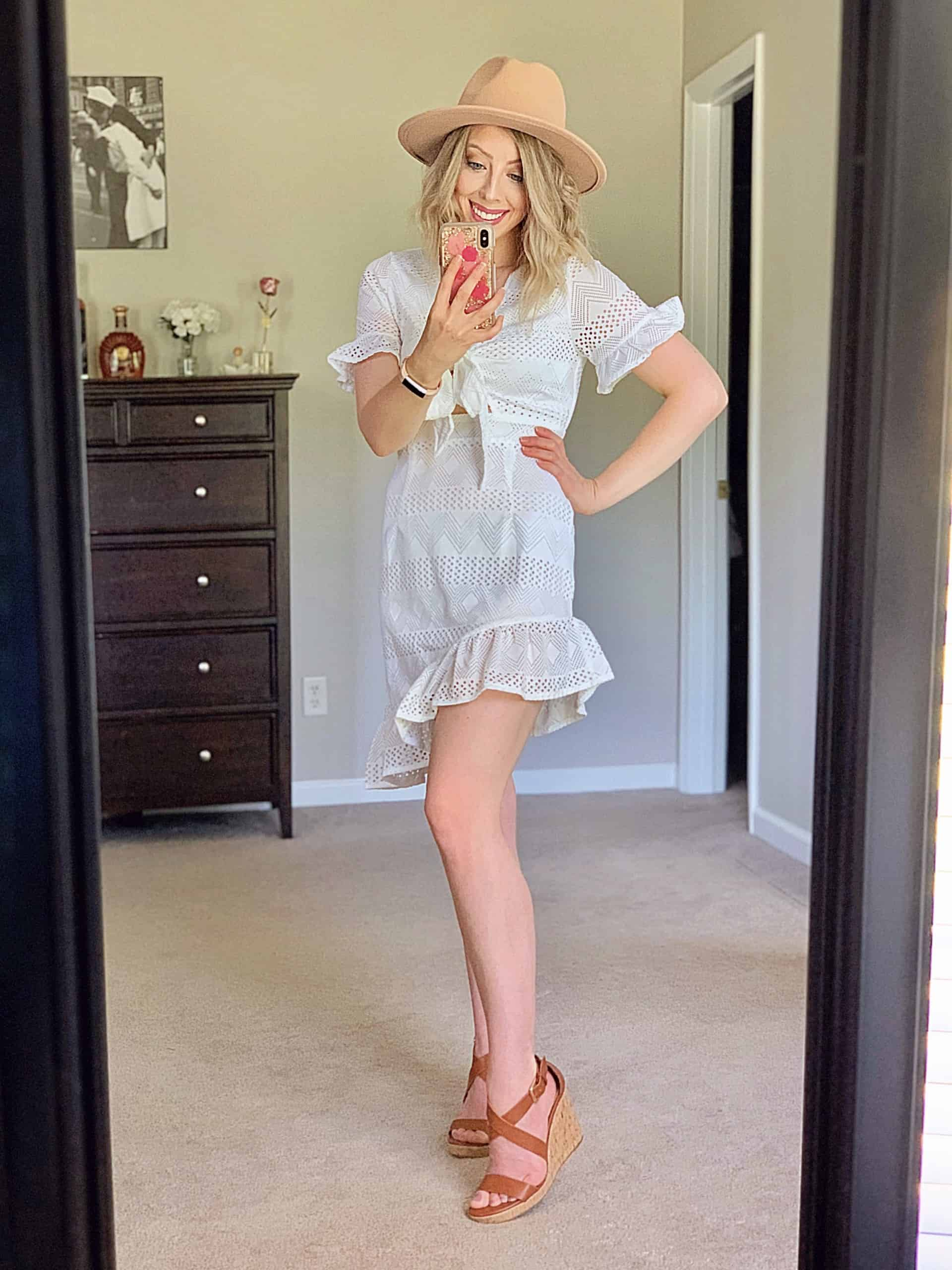 Want to add some cute summer dresses to your wardrobe? Check out my Amazon Haul of 7 Cute and Affordable Summer Dresses, all of which are under $30! From cute maxi dresses, casual dresses, floral dresses, and more, these budget-friendly dresses are perfect for wearing this summer to the beach or on a date night! #amazonfashion #fashion #dresses