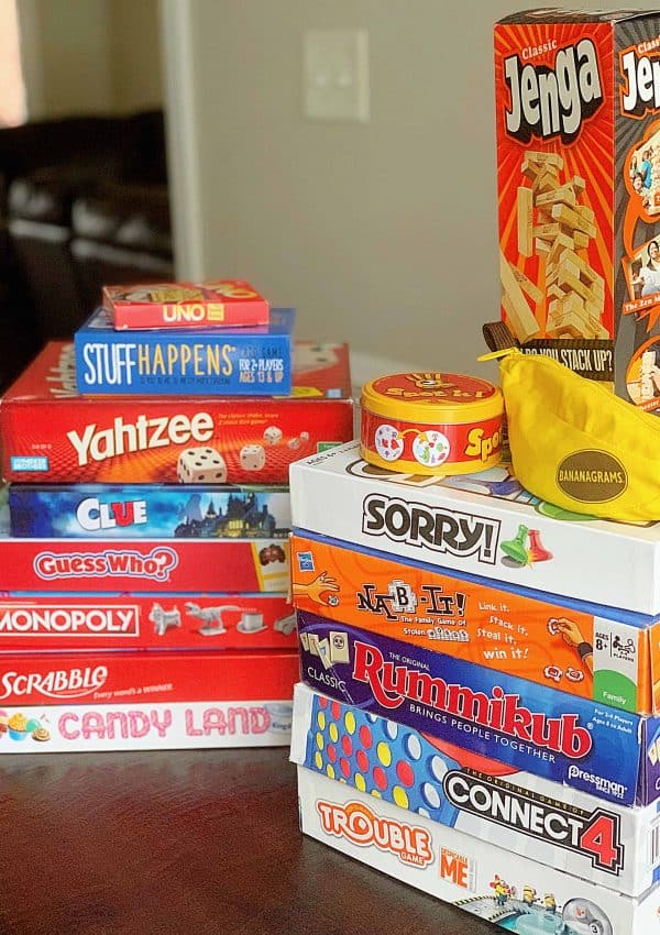 25 Best Board Games for Family Night