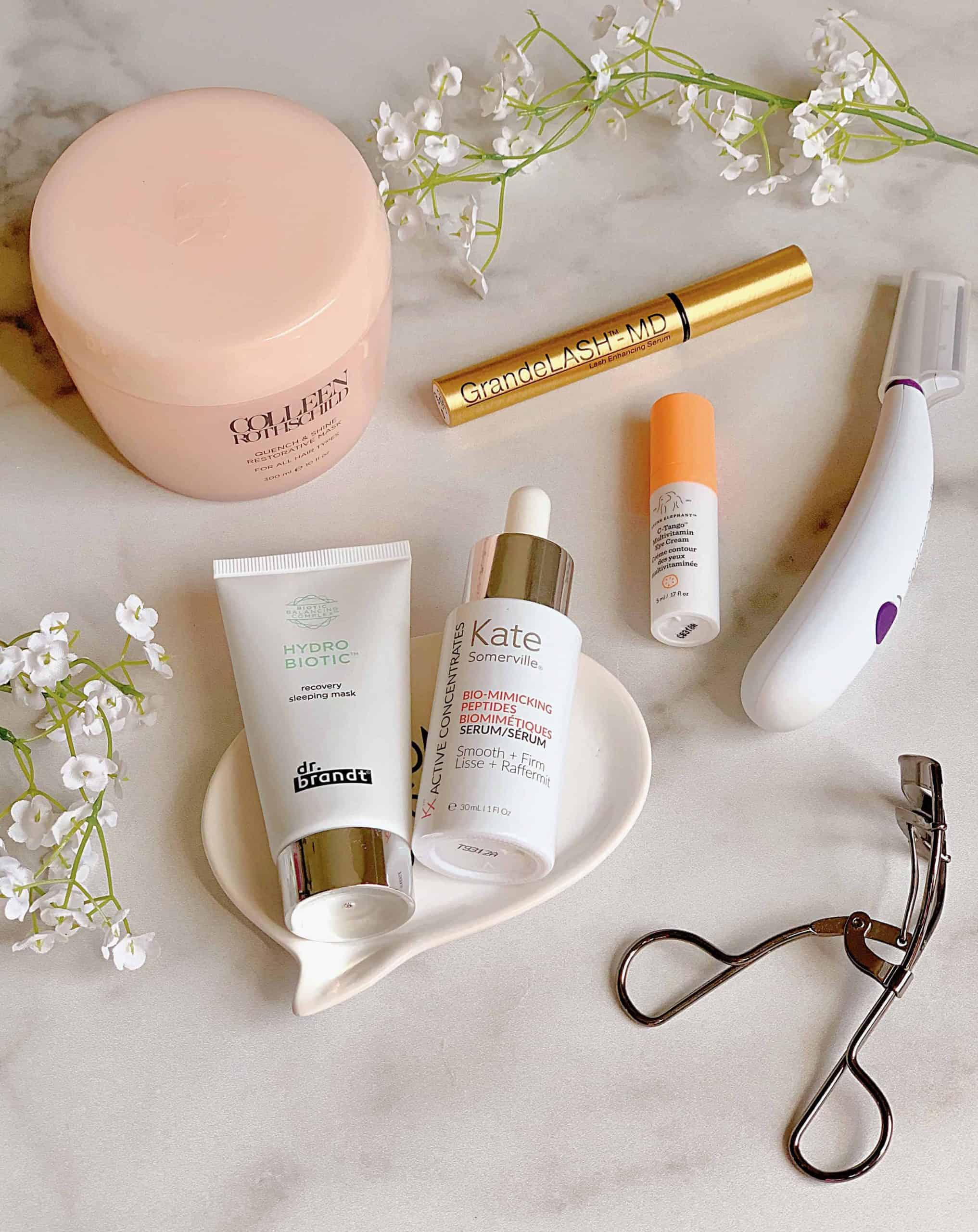 Check out my 8 Favorite Beauty Products that are worth the splurge! These skincare, hair, and beauty products are worth every penny! #beautyfavorites #beautysplurge