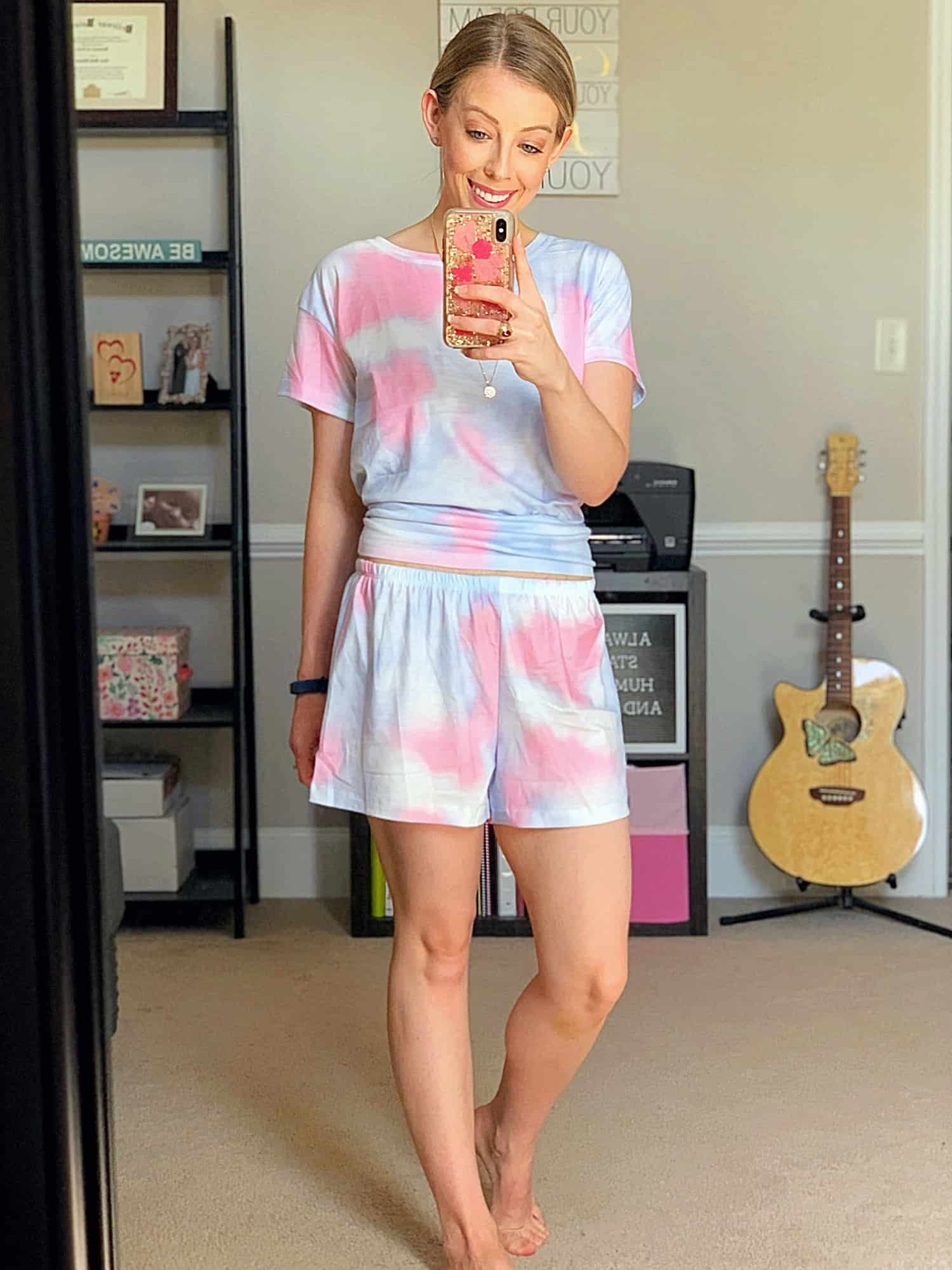 Check out my latest Amazon Haul with Cute Tie Dye Outfits and tie dye finds under $25! I'm sharing my favorite tie dye tanks, tie dye tees, tie dye dresses, and tie dye pajamas! #tiedye #amazonhaul #amazonfashion #tryonhaul