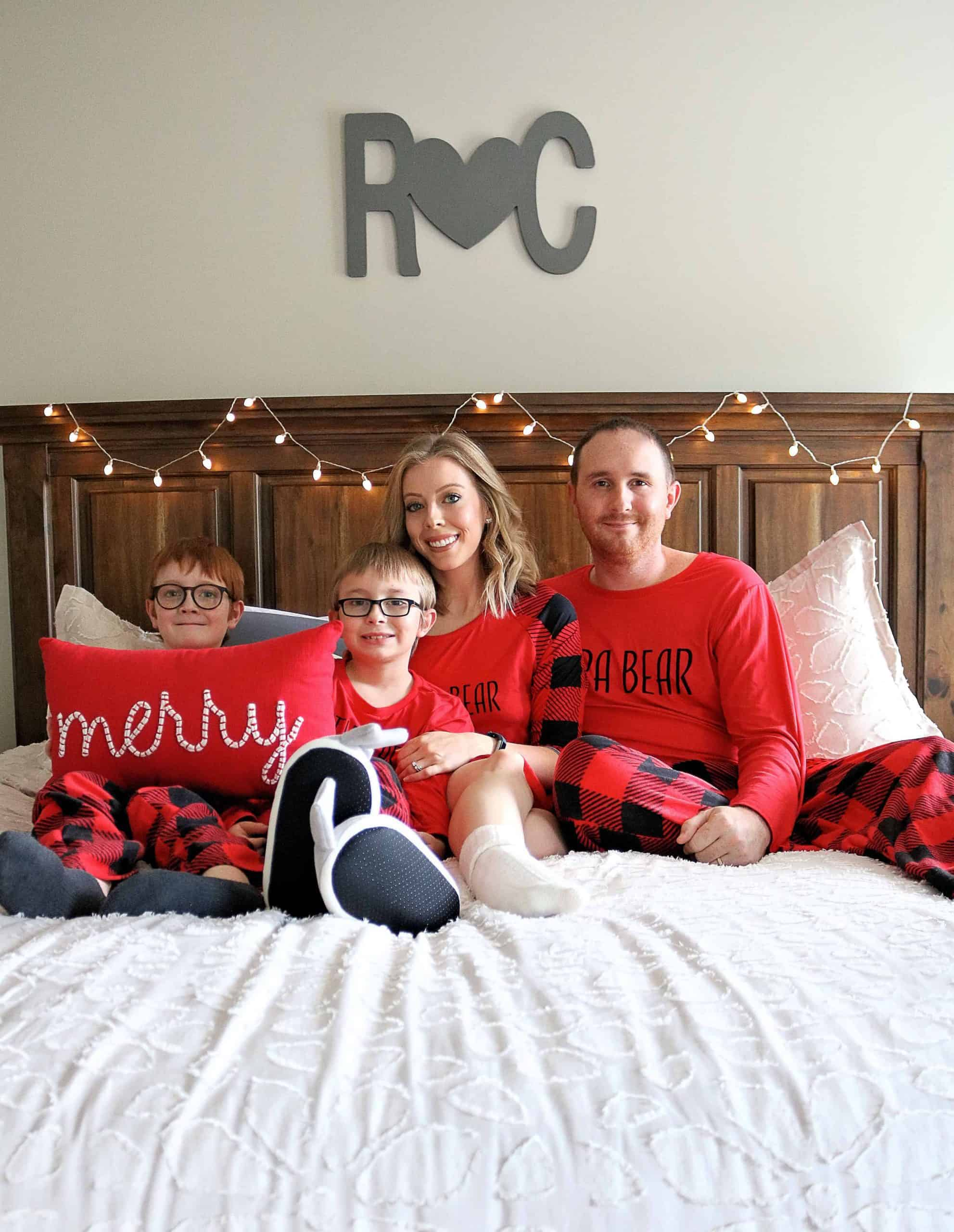 Diy Family Christmas Photos Cute Easy Ideas Kindly Unspoken