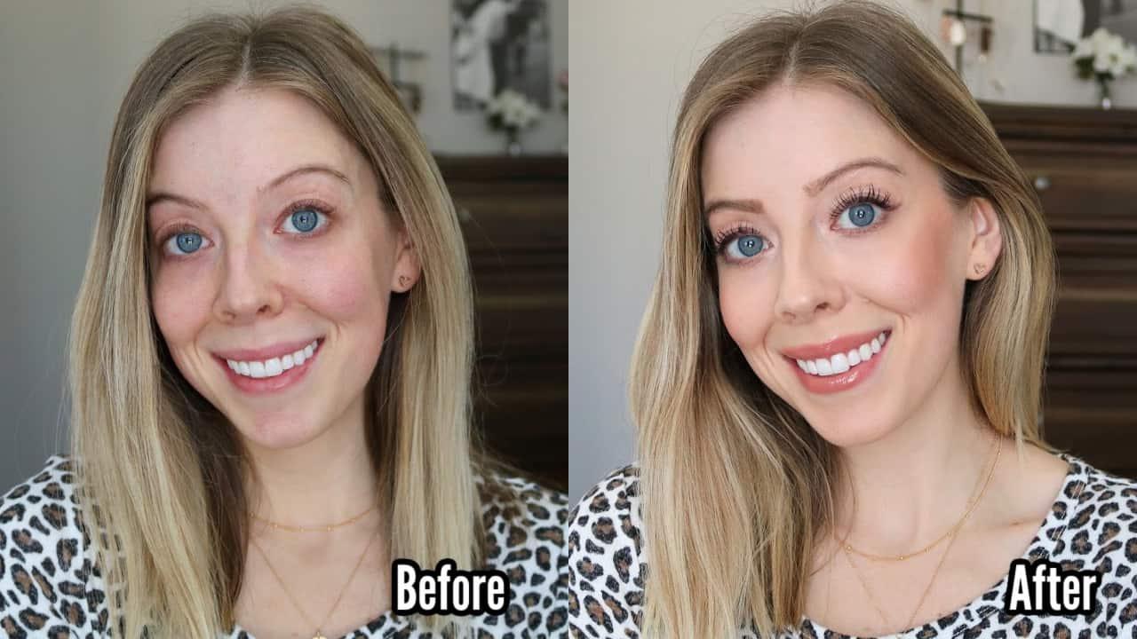 5 Minute Makeup No Foundation Makeup Tutorial Kindly Unspoken